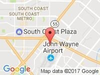 Map of Lancer Motors at 3190 Airport Loop Dr. E1, Costa Mesa, CA 92626