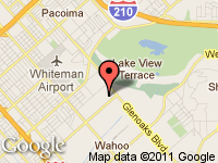 Map of STATEWIDE AUTO SALES at 12039 BRANFORD ST., Sun Valley, CA 91352