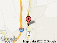 Map of Maple Center Motors at 1128 Memorial Dr., St. Johnsbury, VT 05819