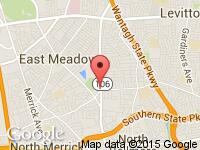 Map of 5 STAR AUTO SALES INC at 680 Newbridge Rd., East Meadow, NY 11554