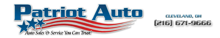 PATRIOT AUTO SALES -RELIABLE CARS, HONEST SALESMEN!