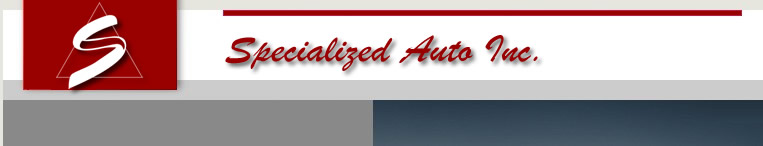 SPECIALIZED AUTO SALES. Santa Cruz Ca,  95062.  831.462.3458