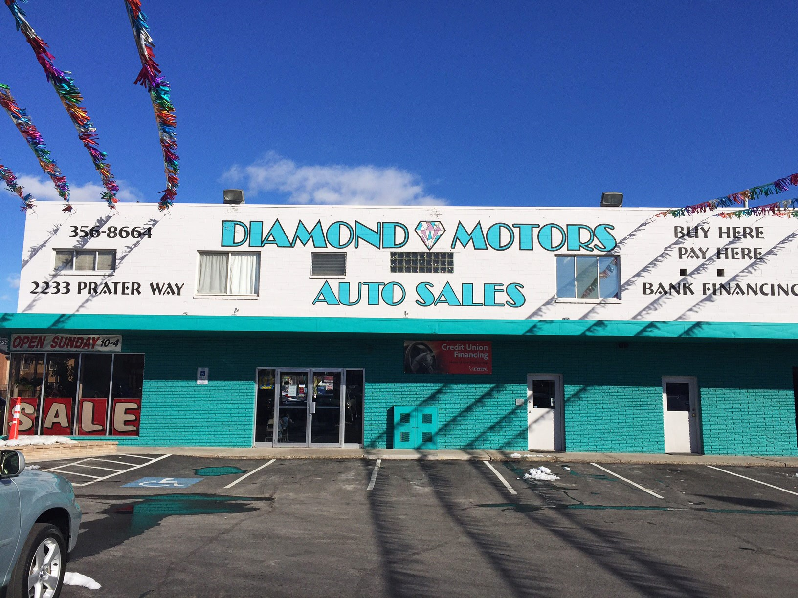 Diamond motors sparks nv for Diamond motors sparks nv