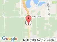 Map of David Rice at 12654 North US Hwy131, Schoolcraft, MI 49087