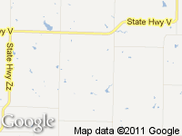 Map of Ryan Ward Pre-Owned Cars at 8507 Hwy 24 Ste B, West Quincy, MO 63471