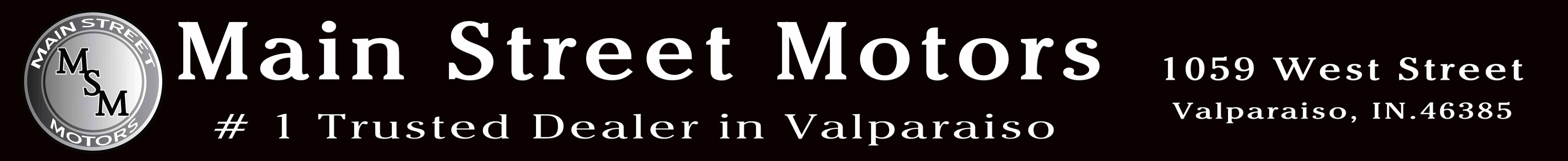 Main Street Motors Certified Used Vehicles