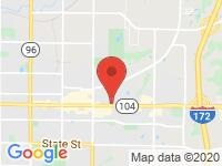 Map of Mr. Deals Auto Center at 3921 Broadway, Quincy, IL 62305