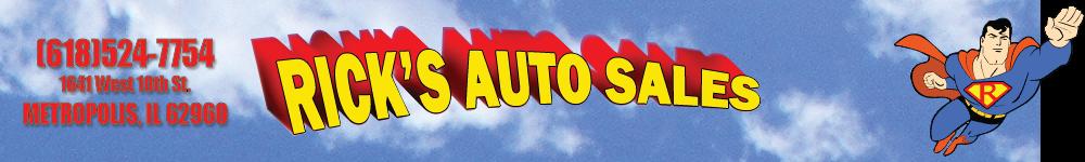 Rick's Auto Sales