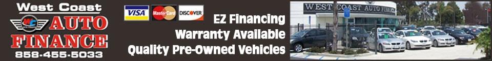 West Coast Auto Finance