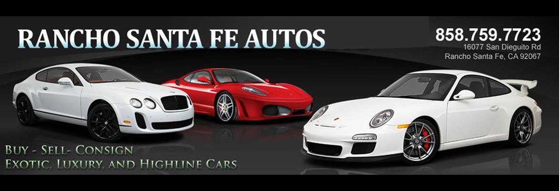 Rancho Santa Fe Autos