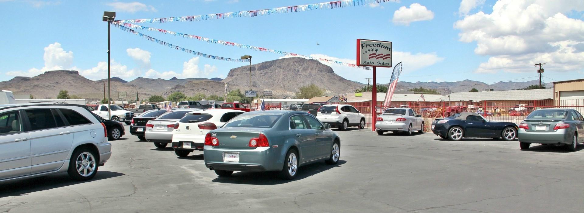 Ford Dealer in Kingman, AZ | Used Cars Kingman | Anderson ...
