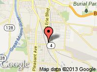 Map of International Auto Outlet at 2531 Dixie Hwy, Hamilton, OH 45015