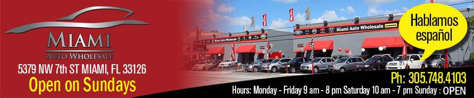 Miami Auto Wholesale