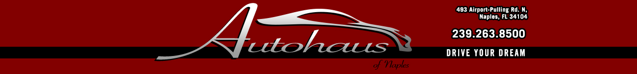 Used Cars Naples Florida | Naples FL | Autohaus of Naples