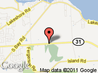 Map of Chandler Automotive at 6745 State Route 31, Cicero, NY 13039