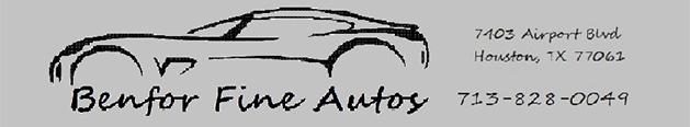 Benfor Fine Autos