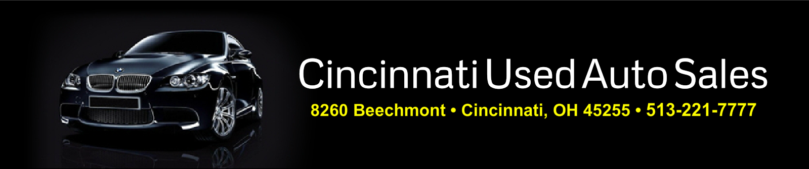 Cincinnati Used Auto Sales LLC