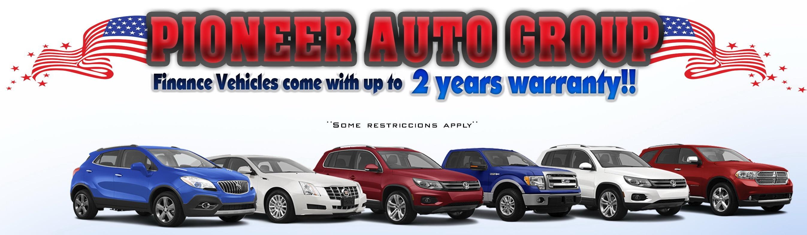 PIONEER AUTO USA