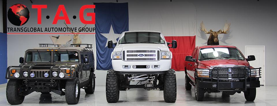 Houston | San Antonio | Dallas | TransGlobal Automotive Group