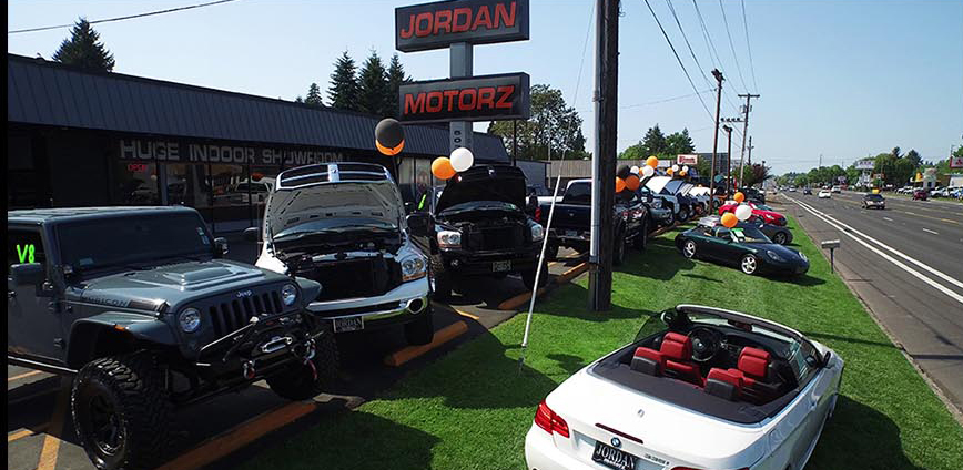 used car dealerships portland oregon portland used cars jordan motorz. Black Bedroom Furniture Sets. Home Design Ideas
