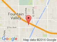 Map of Source Motors, Inc at 18353 Mt. Langley St., Fountain Valley, CA 92708