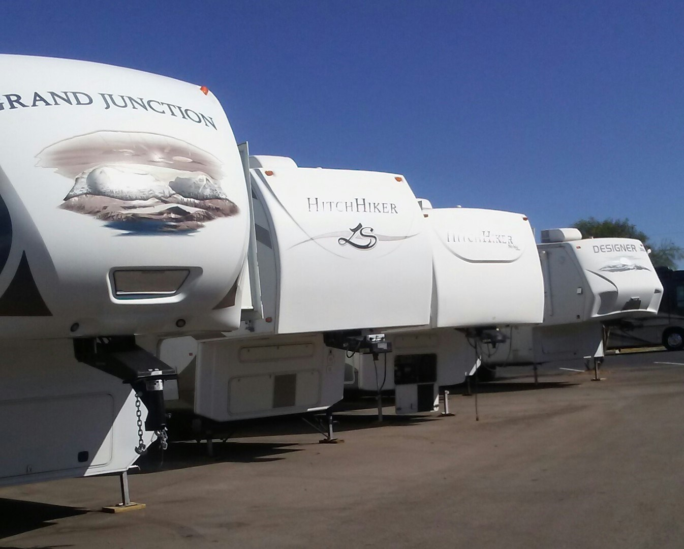 Used Travel Trailers For Sale In Tucson Az