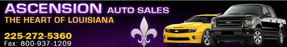 Ascension Auto Sales