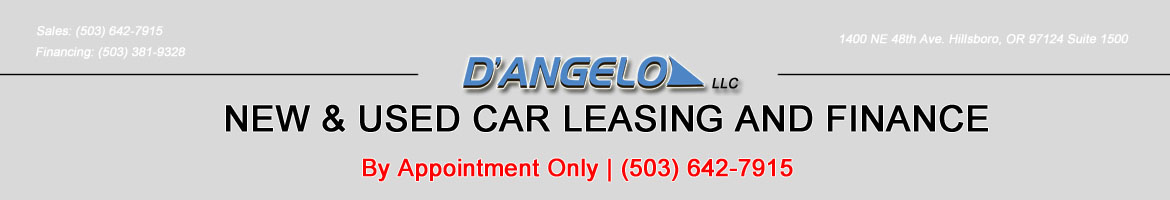 Used Car Portland Oregon | Used Car Dealers Portland Oregon | D'A