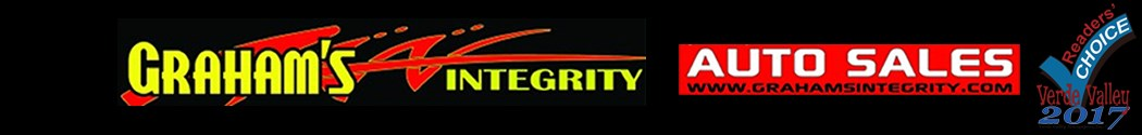 Graham's Integrity Auto Sales, Cottonwood, Arizona, 928-202-3440