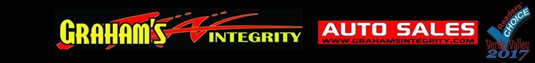 Graham's Integrity Auto Sales, Cottonwood, Arizona, 928-202-3440