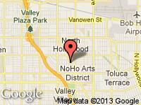 Map of So Cal Auto Wholesale at 5826 Lankershim Blvd., North Hollywood, CA 91601