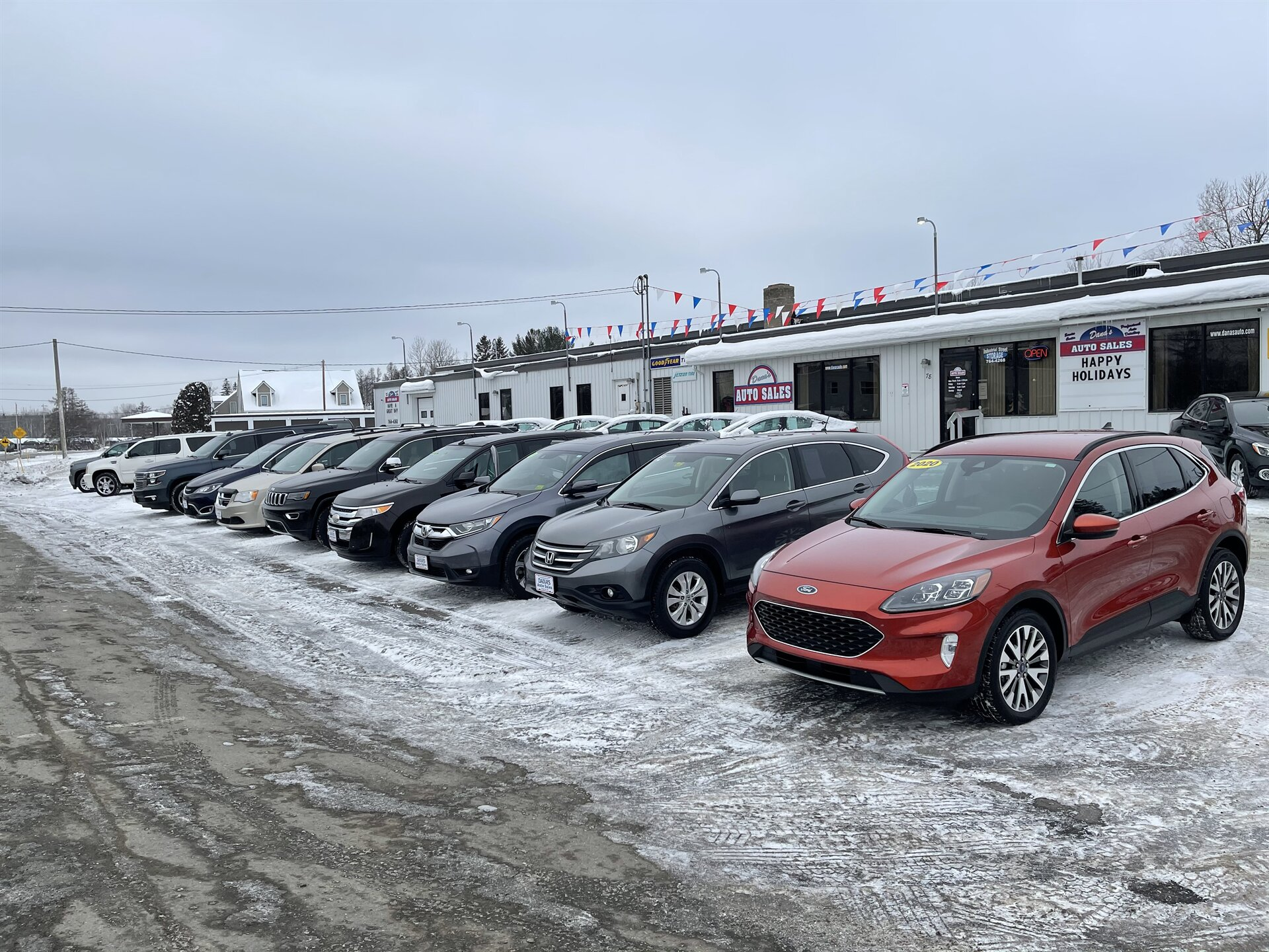 Dana's Auto Sales in Presque Isle, Maine - Quality Pre-Owned Cars, Trucks, SUVs and Mini Vans