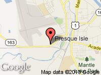 Map of Danas Auto Sales at 78 Industrial St, Presque Isle, ME 04769