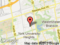 Map of Platinum Cars Inc at 60 Martin Ross Ave, Toronto, ON M3J 2L4