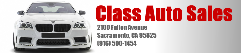 Class Auto Sales
