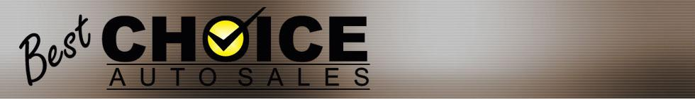 Best Choice Auto Sales