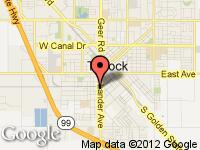 Map of Best Choice Auto Sales at 435 Lander Ave, Turlock, CA 95380