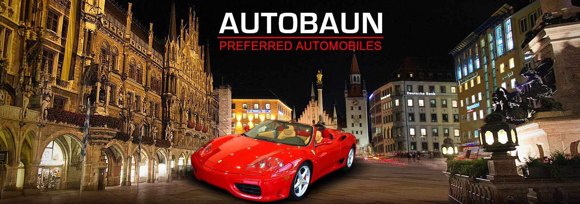 AUTOBAUN | PREFERRED AUTOMOBILES