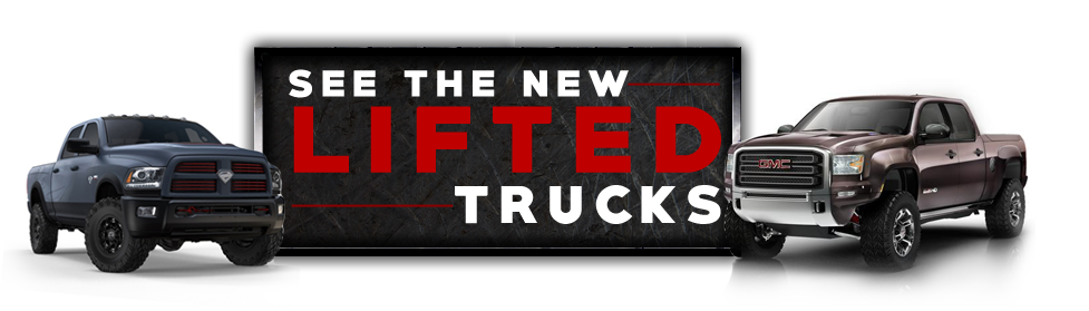 Lifted Trucks at Carz Planet
