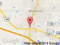 Map of 301 Motors at 830 S Main Street, Wildwood, FL 34785