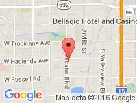 Map of Lavish Motoring, LLC at 5370 S. Decatur Blvd Suite #1, Las Vegas, NV 89118