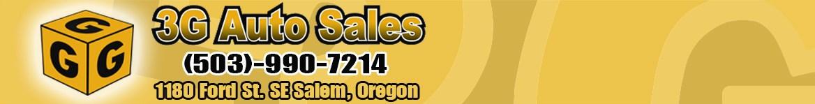 3G Auto Sales