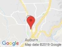 Map of Tak Cars at 3128 Auburn Blvd, Sacramento, CA 95821