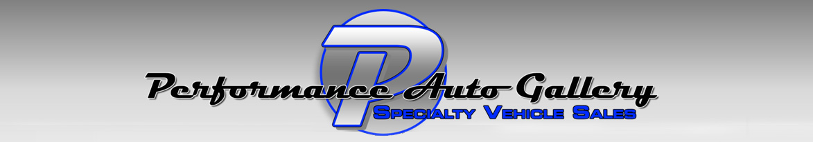 Performance Auto Gallery - Specialty Vehicle Sales