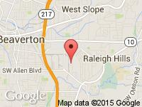 Map of 503 Motoring Sales at 5703 SW Arctic Dr, Beaverton, OR 97005