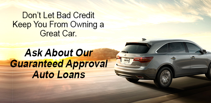 Bad credit auto dealers jacksonville fl