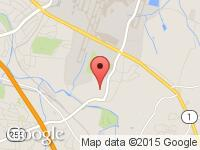Map of Velocity Motorcars at 720 Airpark Center Drive, Nashville, TN 37217