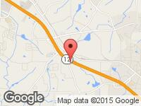 Map of Evolution Cars at 2014 Iris Dr., Conyers, GA 30094