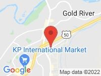 Map of MJK Auto Sales at , Rancho Cordova, CA 95742