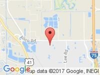 Map of Naples Auto Collection at 17121 Cam Ct., Fort Myers, FL 33967